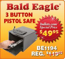 BE1194 Pistol Safe