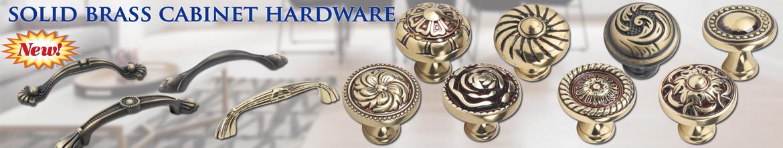 Brass Cabinet Hardware