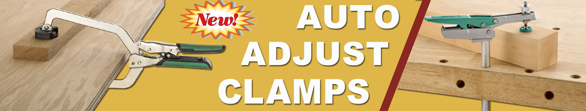 Auto Adjust Clamps