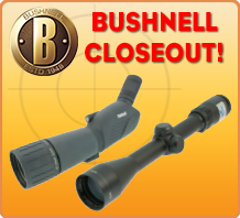Bushnell Closeout