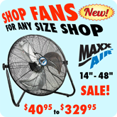 MaxxAir Fans