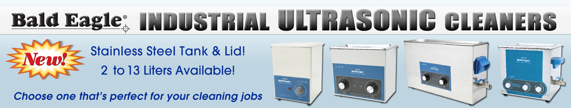 BE Ultrasonic Cleaners