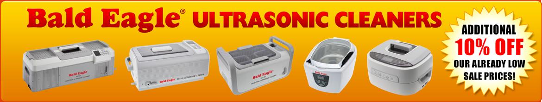 Ultrasonic Cleaners Super Sale