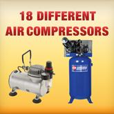 21 Different Air Compressors