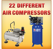 20 Different Air Compressors