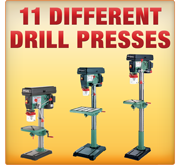 10 Different Drill Presses