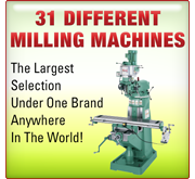 37 Different Milling Machines