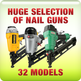 Huge Selection of Nail Guns 68 Models