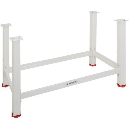 Super Heavy-Duty Workbench Leg System | Grizzly Industrial
