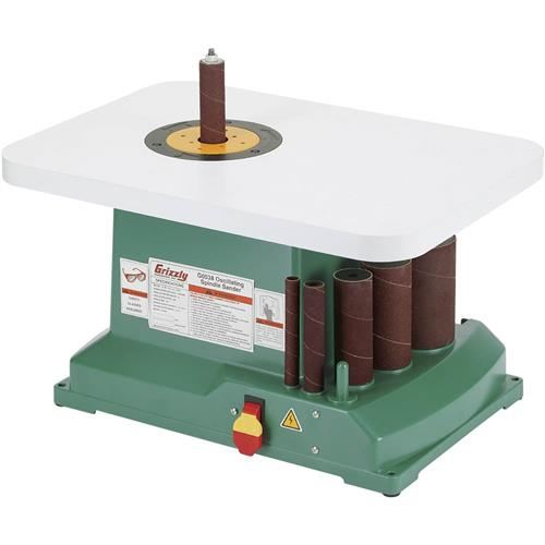 13 hp oscillating spindle sander grizzly industrial greentooth Images
