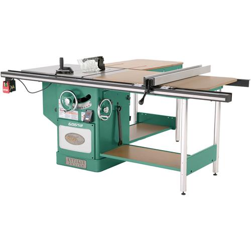10 5 hp 3 phase heavy duty cabinet table saw with riving knife 10 5 hp 3 phase heavy duty cabinet table saw with riving knife grizzly industrial greentooth Images