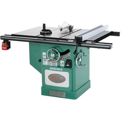 12 5 hp 220v extreme series left tilt table saw grizzly industrial keyboard keysfo Images