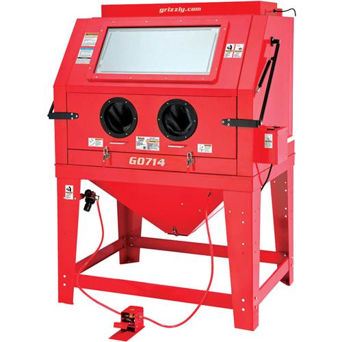 sc 1 st  Grizzly Industrial & Industrial Blast Cabinet | Grizzly Industrial