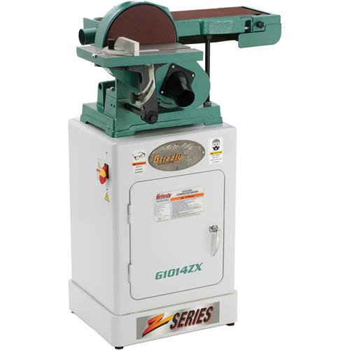 Combination Sander with Cabinet Stand   Grizzly Industrial