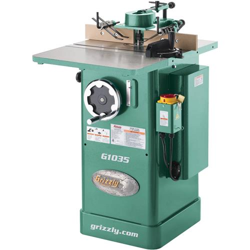 1 1 2 hp shaper grizzly industrial rh grizzly com