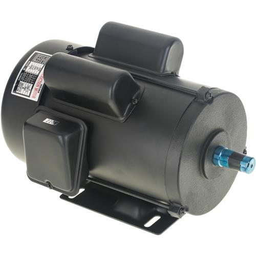 Motor 3 hp single phase 3450 rpm tefc 220v grizzly industrial greentooth Image collections