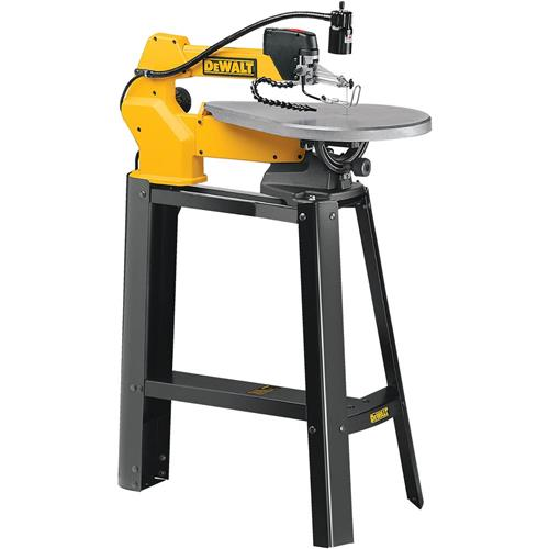 Dw788 20 scroll saw with stand and light grizzly industrial greentooth Choice Image