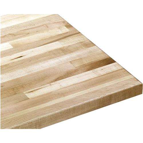 maple butcher block 96 x 24 x 2 14 grizzly industrial