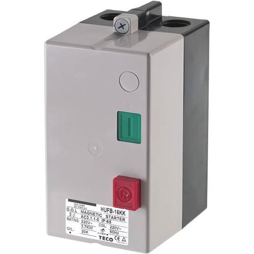 magnetic switch 3 phase 220v only 5 hp 15 20a grizzly industrial rh grizzly com Wiring a 220 Volt Switch 220V On Off Switch