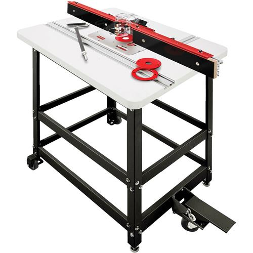 Router table complete package for pc7518 grizzly industrial greentooth Image collections