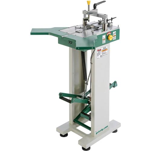 Picture Framing Machine Underpinner Grizzly Industrial